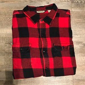 Salt Valley Flannel Shirt